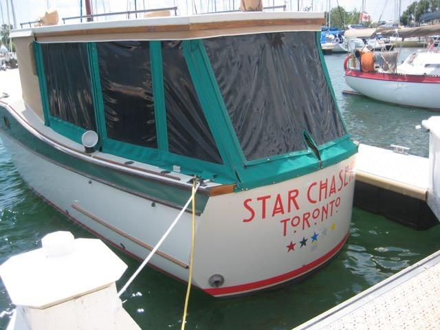 1987 Express Yachts Scout 30 - Photo 4 sur 26