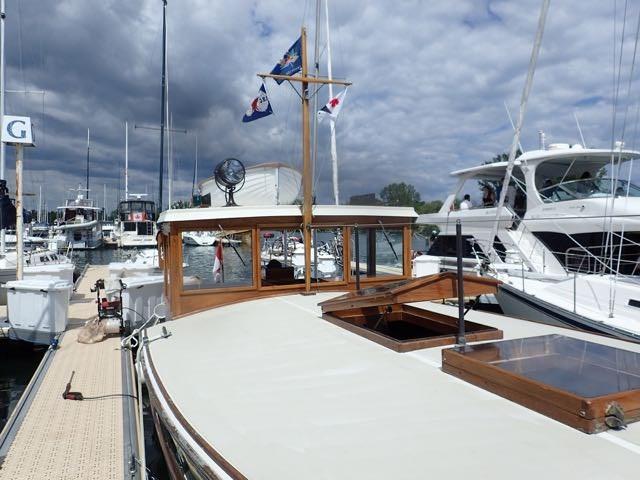 1987 Express Yachts Scout 30 - Photo 5 sur 26