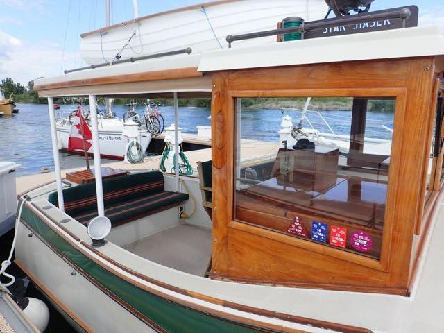 1987 Express Yachts Scout 30 - Photo 6 sur 26