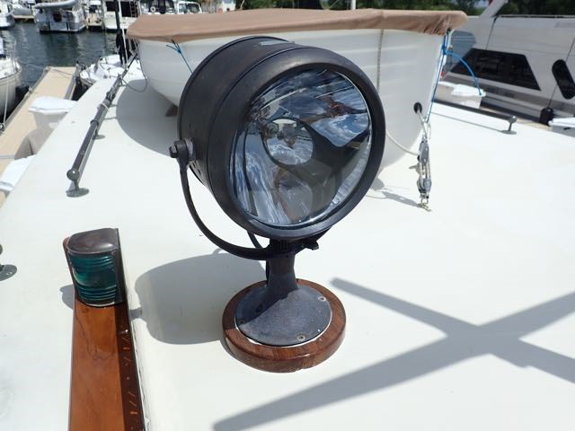 1987 Express Yachts Scout 30 - Photo 11 sur 26