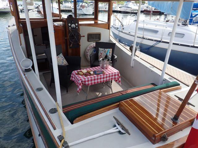 1987 Express Yachts Scout 30 - Photo 12 sur 26