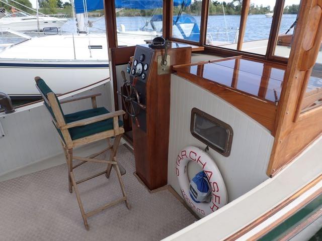 1987 Express Yachts Scout 30 - Photo 13 sur 26