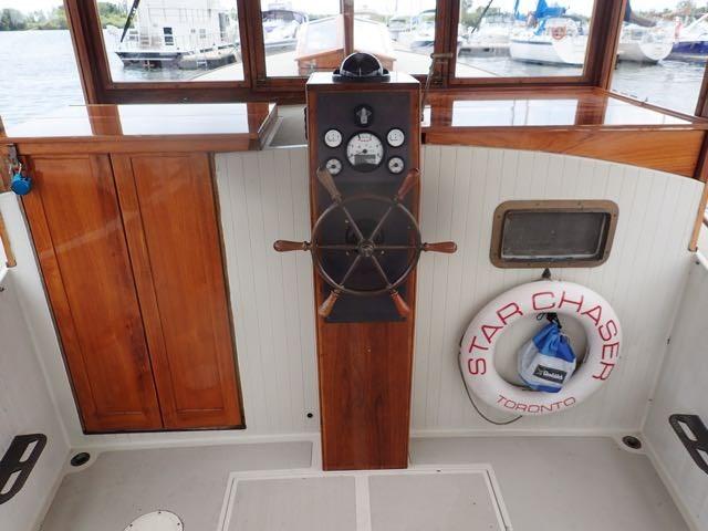 1987 Express Yachts Scout 30 - Photo 14 sur 26