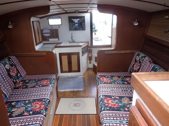 1987 Express Yachts Scout 30 - Photo 16 sur 26