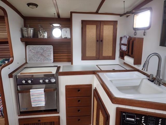 1987 Express Yachts Scout 30 - Photo 18 sur 26