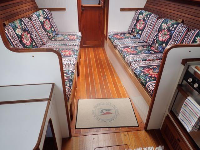 1987 Express Yachts Scout 30 - Photo 21 sur 26