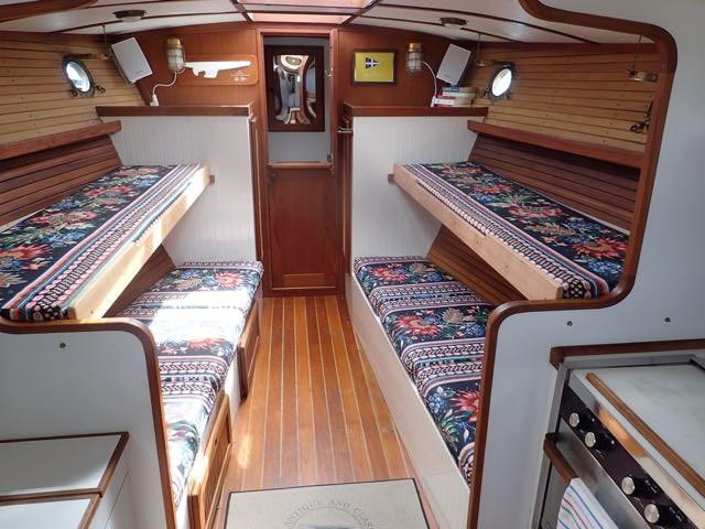 1987 Express Yachts Scout 30 - Photo 22 sur 26