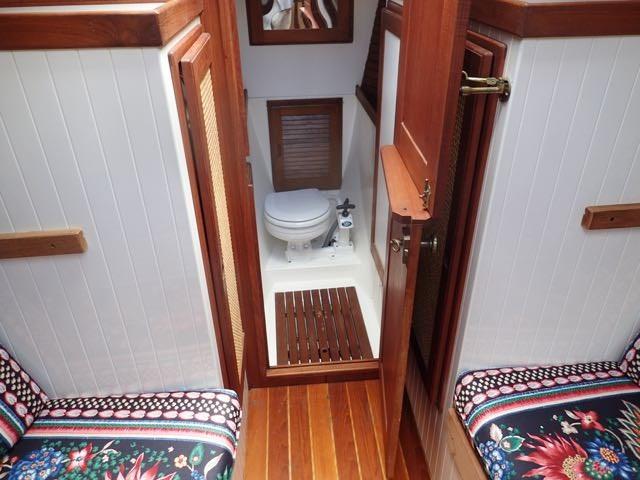 1987 Express Yachts Scout 30 - Photo 23 sur 26