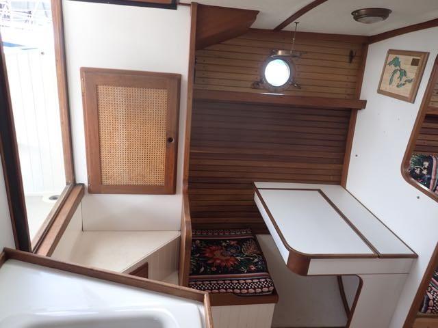 1987 Express Yachts Scout 30 - Photo 24 sur 26