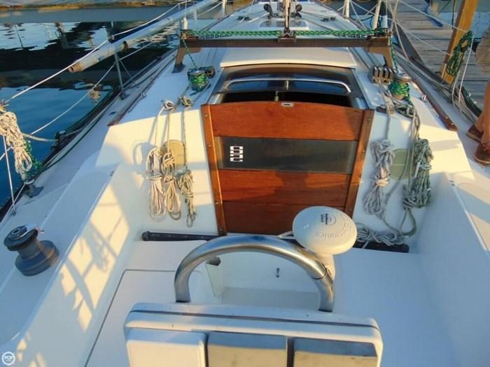 1985 S2 Yachts 11 Meter Aft Cockpit Photo 8 sur 20