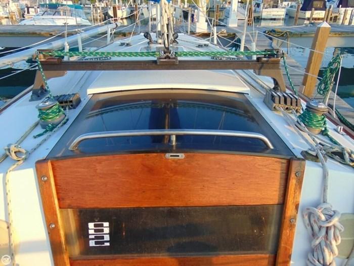1985 S2 Yachts 11 Meter Aft Cockpit Photo 13 sur 20