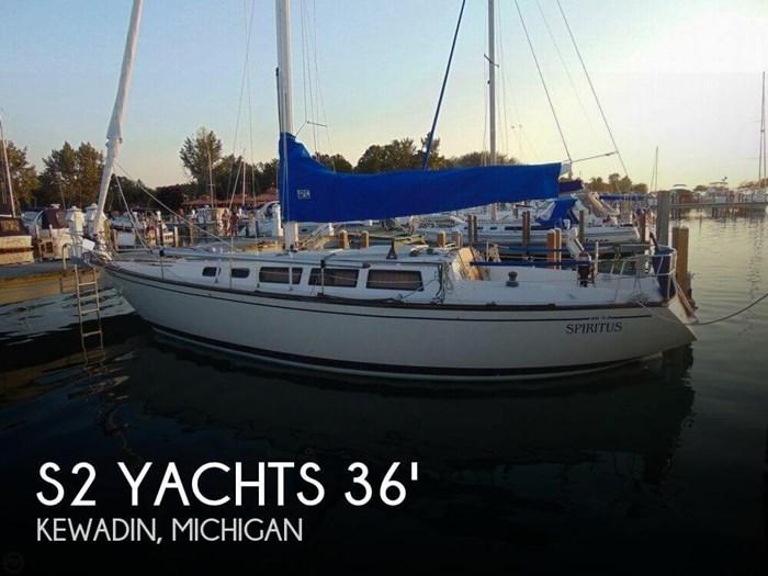 1985 S2 Yachts 11 Meter Aft Cockpit Photo 1 sur 20