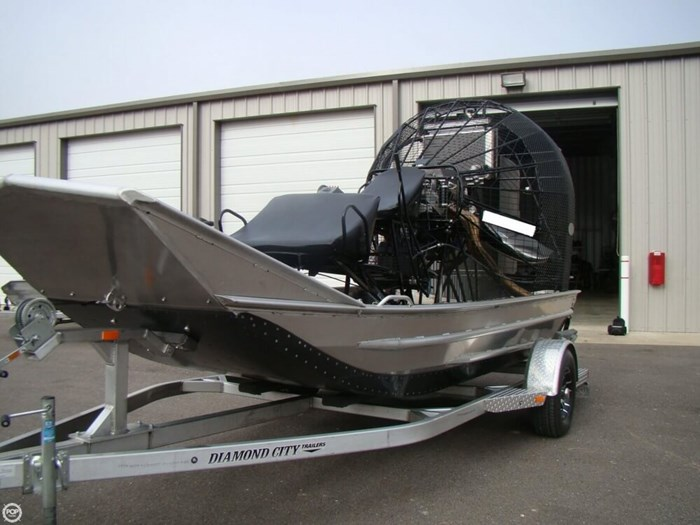 2017 Custom 14 Airboat Photo 3 of 20