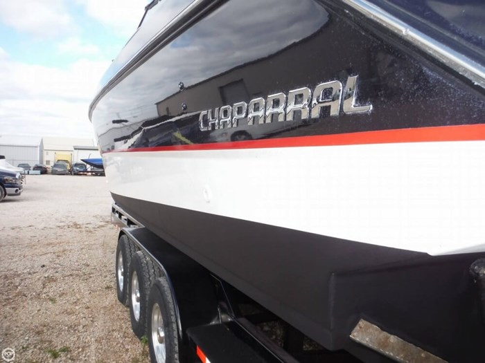 1989 Chaparral Laser 32 Photo 5 of 20
