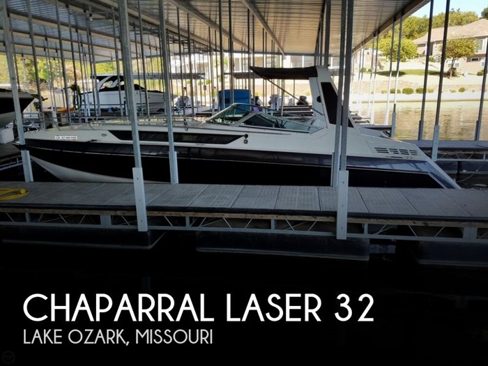1989 Chaparral Laser 32 Photo 1 of 20