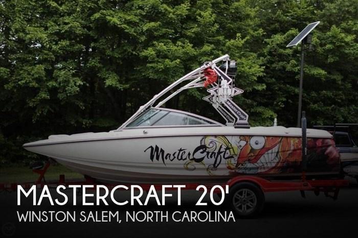 2007 Mastercraft Maristar 200 X2 Photo 1 of 20