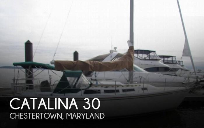 1983 Catalina 30 Photo 1 of 20