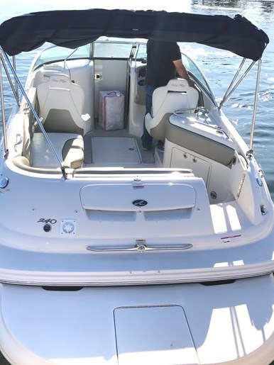 2007 Sea Ray 240 Sundeck Photo 14 sur 14