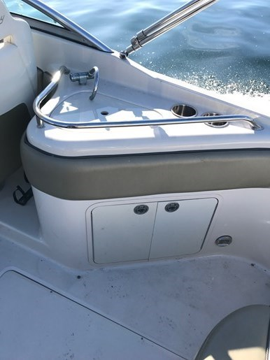 2007 Sea Ray 240 Sundeck Photo 11 sur 14