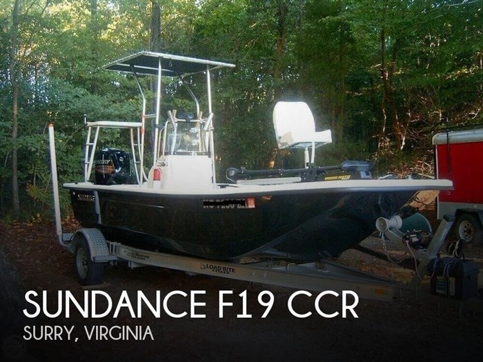 2014 Sundance F19 CCR Photo 1 sur 20