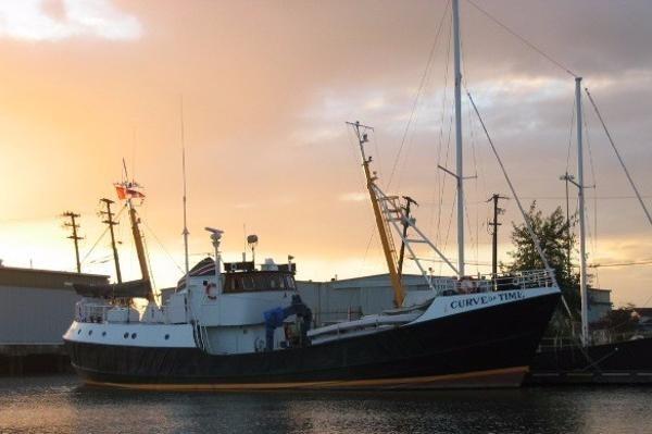 1959 Custom North Sea Expedition Trawler Photo 1 sur 31