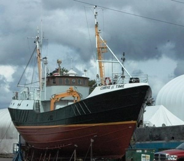 1959 Custom North Sea Expedition Trawler Photo 2 sur 31