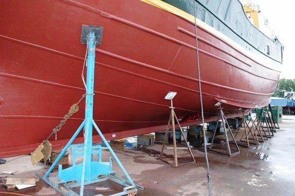 1959 Custom North Sea Expedition Trawler Photo 3 sur 31