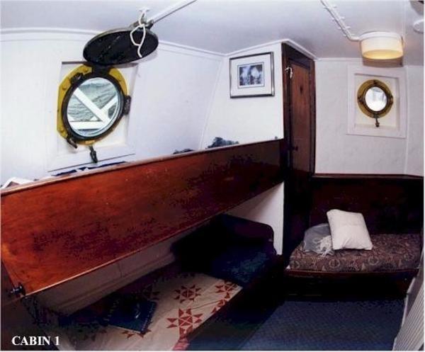 1959 Custom North Sea Expedition Trawler Photo 13 sur 31