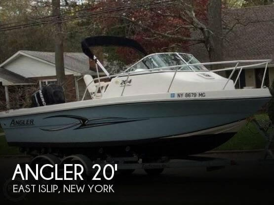 2008 Angler 204 Limited Edition Photo 1 of 20