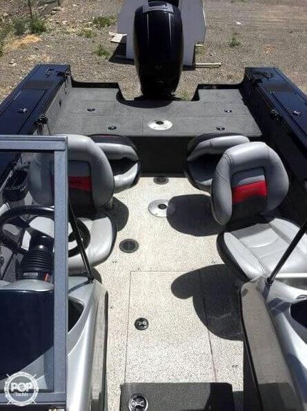 2014 Tracker Targa V-18 WT Photo 4 of 19