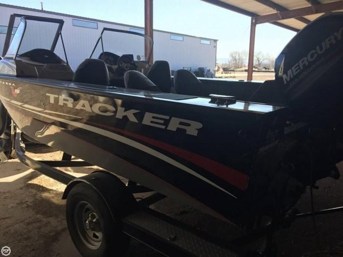2014 Tracker Targa V-18 WT Photo 13 of 19