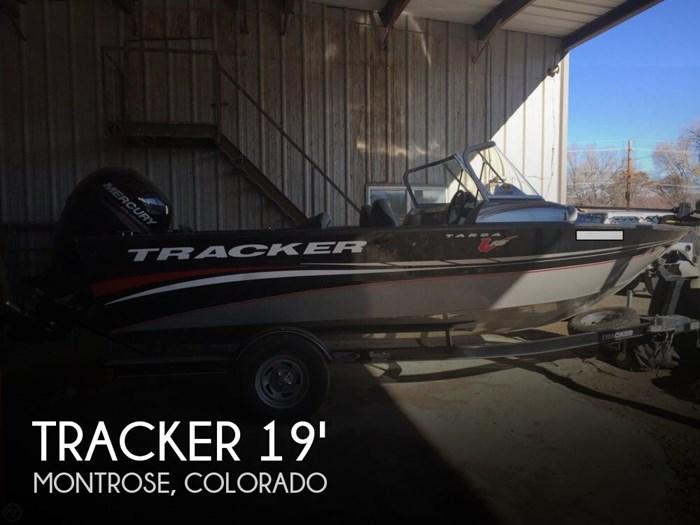 2014 Tracker Targa V-18 WT Photo 1 of 19