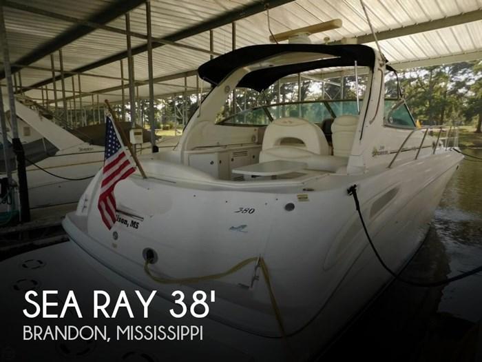 2001 Sea Ray 380 Sundancer Photo 1 of 20