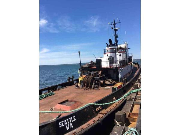 Commercial Offshore Tug Boat 1965 Used Boat for Sale in Seattle, Washington  - BoatDealers ca