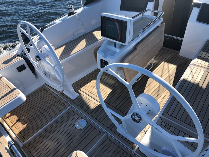 2020 Hanse Yachts 41 418 Photo 14 of 46