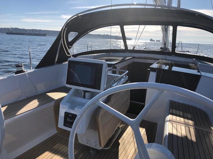 2020 Hanse Yachts 41 418 Photo 15 of 46