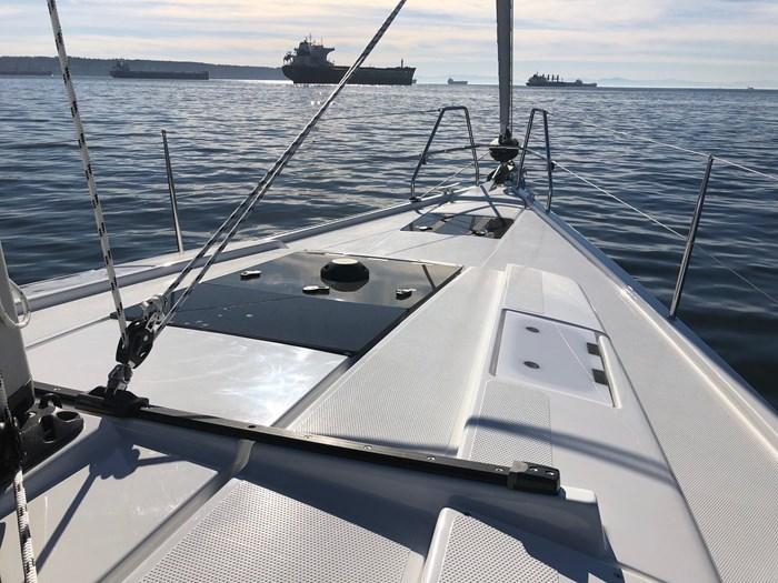 2020 Hanse Yachts 41 418 Photo 18 of 46