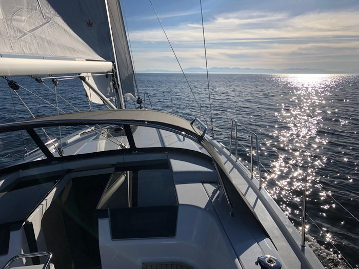 2020 Hanse Yachts 41 418 Photo 25 of 46