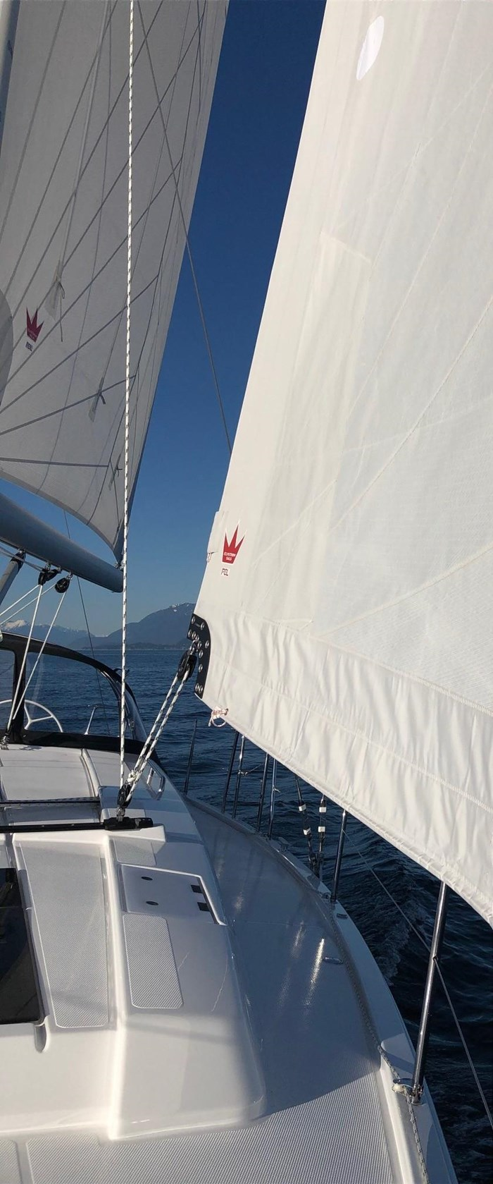 2020 Hanse Yachts 41 418 Photo 28 of 46