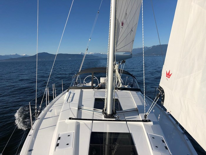 2020 Hanse Yachts 41 418 Photo 30 of 46