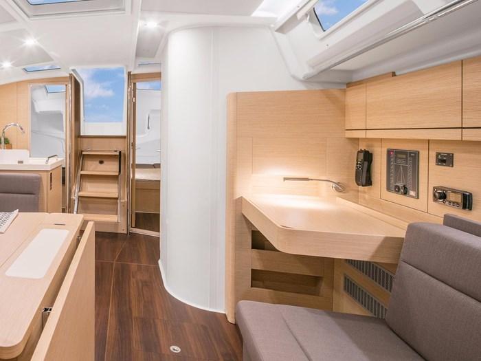 2020 Hanse Yachts 41 418 Photo 37 of 46