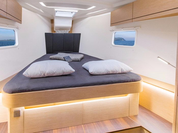 2020 Hanse Yachts 41 418 Photo 40 of 46