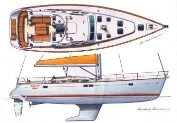 2005 Beneteau Oceanis 473 Photo 10 sur 20