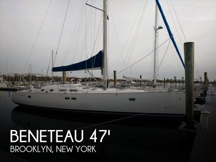 2005 Beneteau Oceanis 473 Photo 1 sur 20