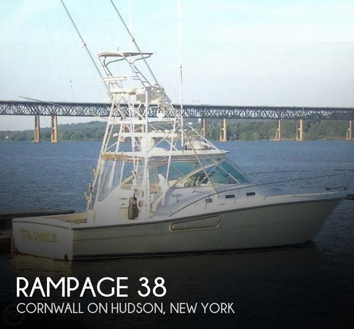 2001 Rampage 38 Photo 1 of 20