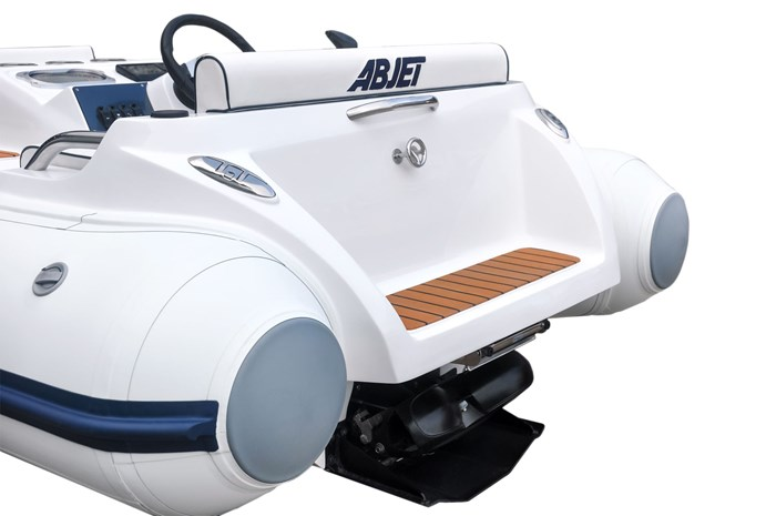 2020 AB Inflatables AB JET 380 Photo 8 sur 9