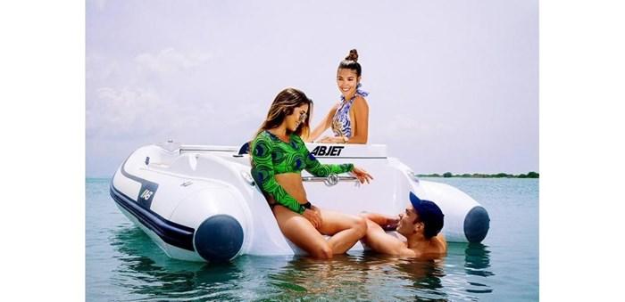 2020 AB Inflatables AB JET 380 Photo 1 sur 9