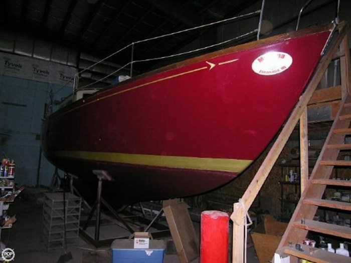 1965 Seafarer 36C Photo 3 sur 19