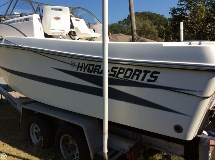1996 Hydra-Sports 2150 Roughwater Edition Photo 12 of 20