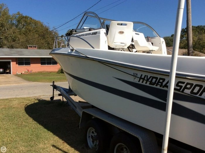 1996 Hydra-Sports 2150 Roughwater Edition Photo 13 of 20